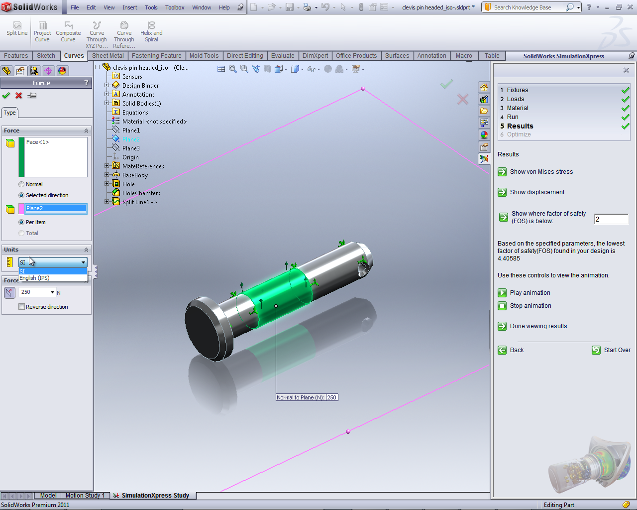 TechniCom tests (Part 4) – Inventor's digital prototyping vs