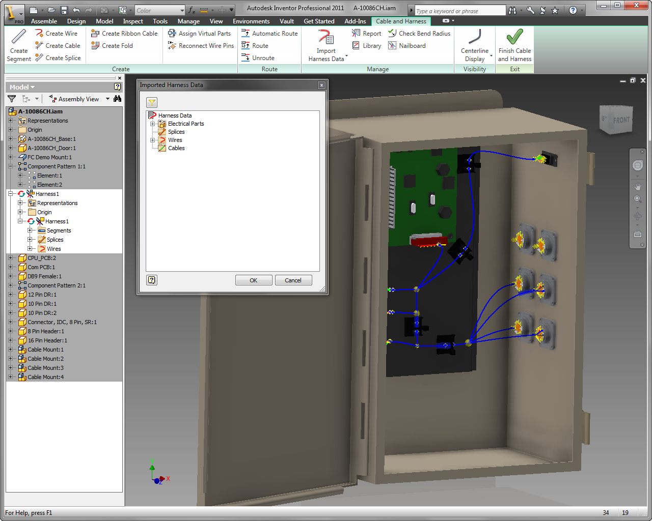 7 2mechatronics inventor wire import autodesk inventor ray kurland's blog  at mifinder.co