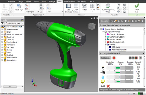 About Autodesk s Eco Materials Advisor « Ray Kurland s Blog 449a33366b2c7
