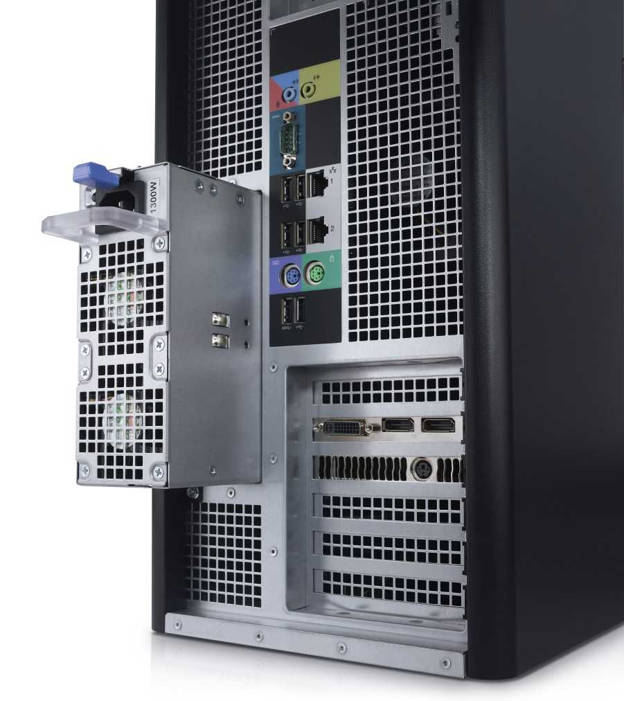 Dell's new line of Precision Workstations rival supercomputers ...